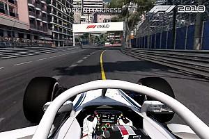 VÍDEO: F1 2018 tem seu primeiro gameplay divulgado