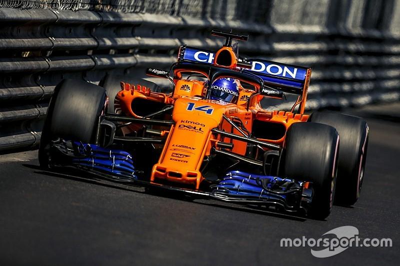 Alonso, Monaco'da yağmur istiyor