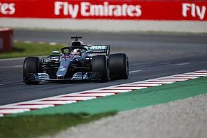 Formula 1 I più cliccati Fotogallery: dominio Mercedes nel GP di Spagna di F1