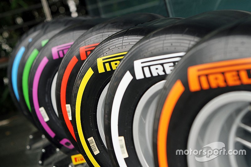 Supersofts dominate European GP tyre selections