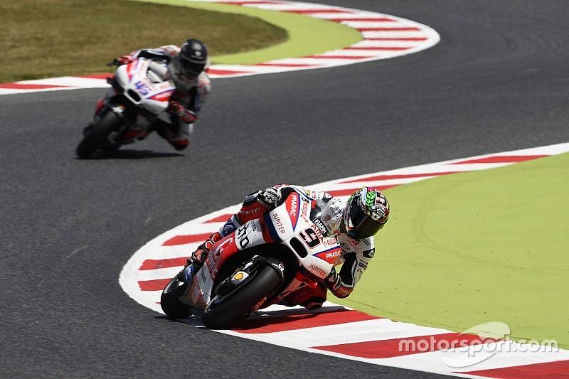 MotoGP будет использовать в Барселоне конфигурацию трассы для Ф1