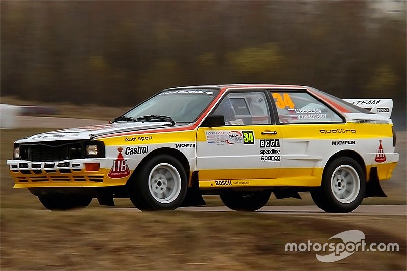 Новиков и Лукьянюк сразятся на Rally Masters Show