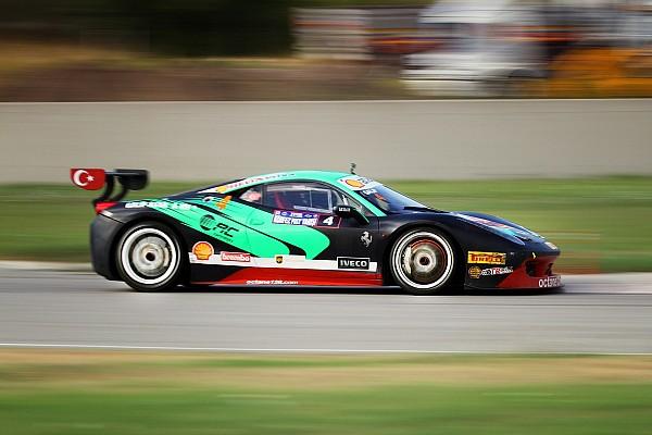 Galip Atar Ferrari Challenge'da yarışacak