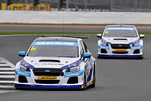 BTCC Breaking news Sutton switches to BMR Subaru for BTCC 2017