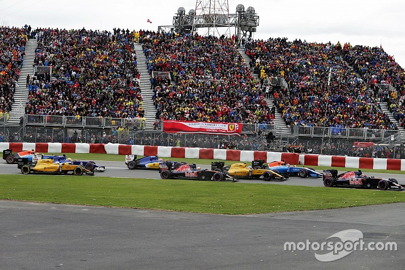 Key upgrades for Montreal Formula 1 track