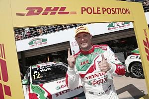 WTCC Crónica de Clasificación Pole de Huff y López fue cuarto en Marruecos