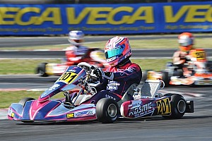 Kart Race report Travisanutto seals WSK Super Masters title as Basz leads Garcia in finale