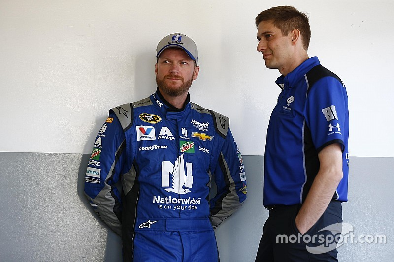 Dale Earnhardt Jr. tops eighth and final Daytona 500 practice