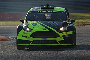 Other rally Race report Rossi takes record-breaking sixth Monza Rally win