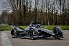 فورمولا إي فريق دي اس يختبر سيارة الفورمولا إي الجديدة للمرة الأولى