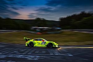 Porsche vence a Mercedes en las 24 Horas del Nurburgring