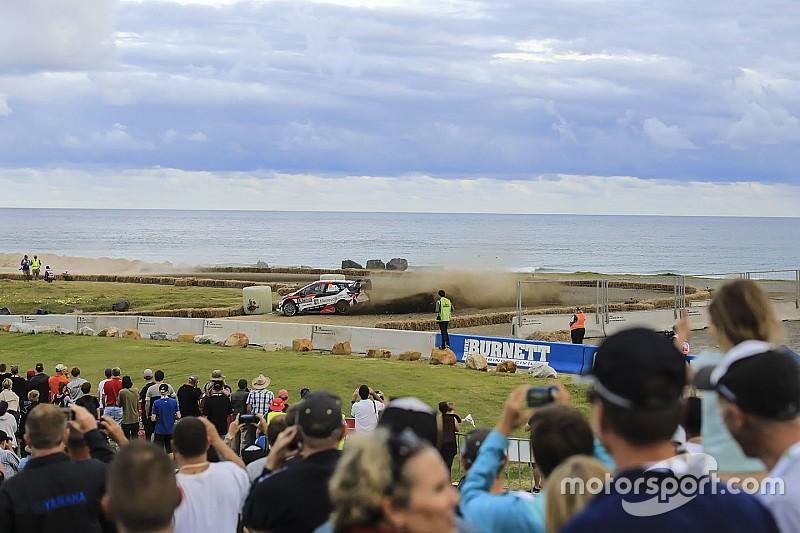 El título del WRC se decide en el Rally de Australia