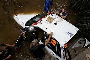 WRC Новость Автомобиль участника утонул на Ралли Австралия