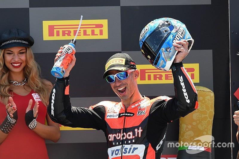 Ufficiale: Marco Melandri correrà nel 2019 con il team Yamaha GRT in Superbike!