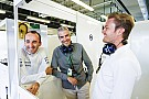Formula 1 Rosberg steps back from Kubica management role