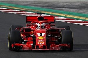 F1 测试报告 第二轮季前测试首日上午:维特尔力压博塔斯居首