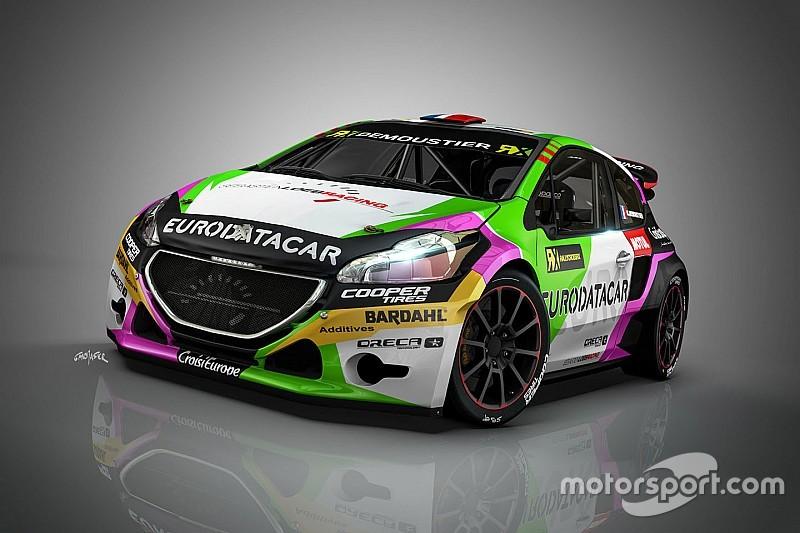 Loeb's team joins 2018 World Rallycross grid