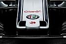 Формула 1 Команда Sauber провела знімальний день у Барселоні