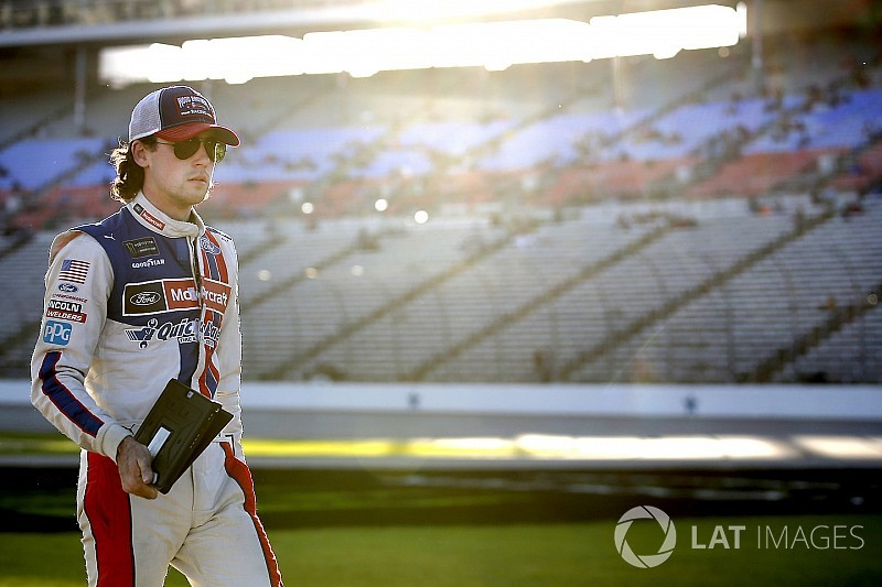 Blaney confirma interesse de correr Indy 500 e Coca-Cola 600