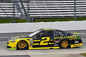 NASCAR Cup Race report Brad Keselowski wins Stage 1 of Martinsville Cup race