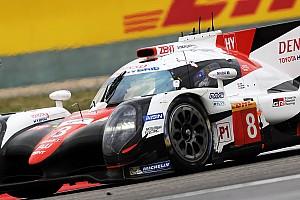 WEC Race report Toyota menangkan WEC Shanghai, Porsche juara dunia 2017