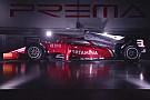 FIA F2 Prema onthult F2-bolide van De Vries en Gelael