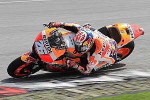 MotoGP Breaking news Pedrosa working on eliminating cold tyre weakness