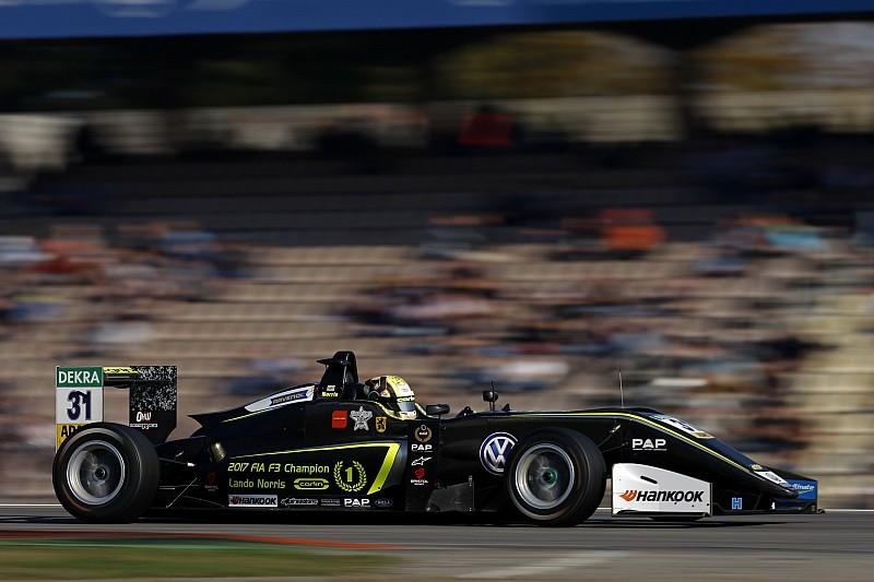 [F3] 本赛季结束后,大众不再为F3供应引擎