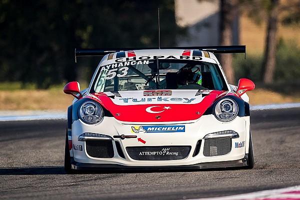 Porsche Yarış raporu Carrera Cup Fransa: Ayhancan Güven son anda podyumu kaçırdı