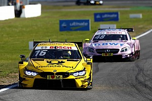 DTM Спеціальна можливість Відео: найкращі моменти BMW у DTM-2017