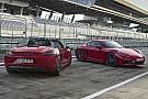 Auto 718 Cayman et Boxster GTS: Porsche sort les muscles