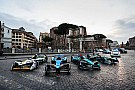 Formel E Ciao, Rom! Formel E präsentiert Rennen in der