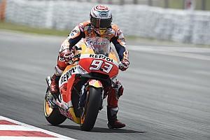 MotoGP Réactions Márquez croit pouvoir défier Ducati pour la victoire catalane