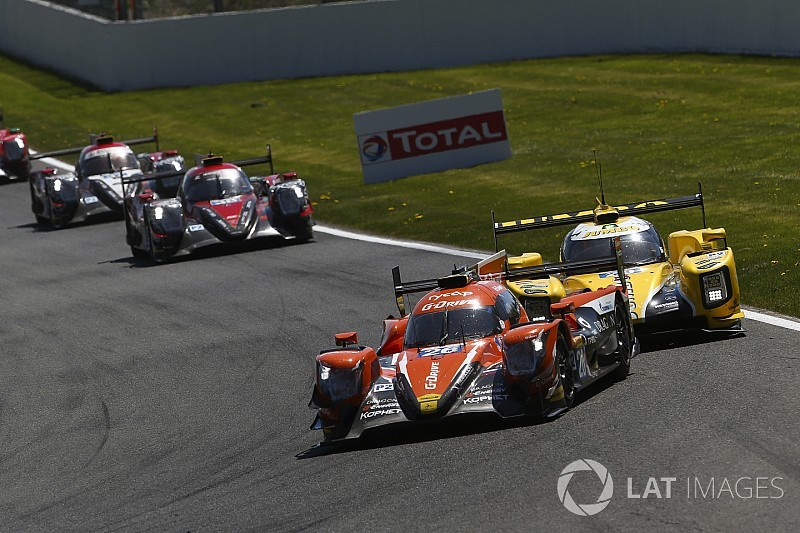 G-Drive could add more WEC races to 2018 schedule