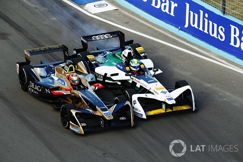 Punta ePrix: Vergne holds off di Grassi in thrilling duel