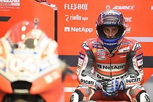 Довіціозо розмовляє з Honda та Suzuki і чекає на Ducati