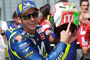 MotoGP Qualifying report Mugello MotoGP: Rossi scores first pole since 2016