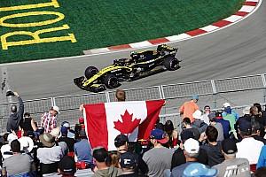 Formule 1 Actualités Tous les pilotes Renault ont l'évolution moteur