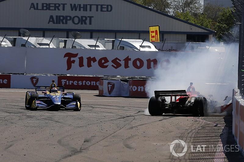 IndyCar-Fahrerkollegen fühlen mit Robert Wickens