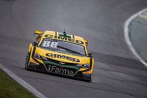 Stock Car Brasil Relato do treino livre Fraga/Catsburg lideram 1-2 da Cimed no TL3 em Interlagos