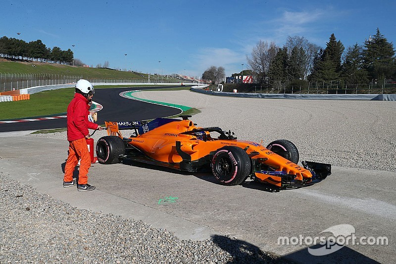 McLaren estime avoir réglé ses problèmes de fiabilité