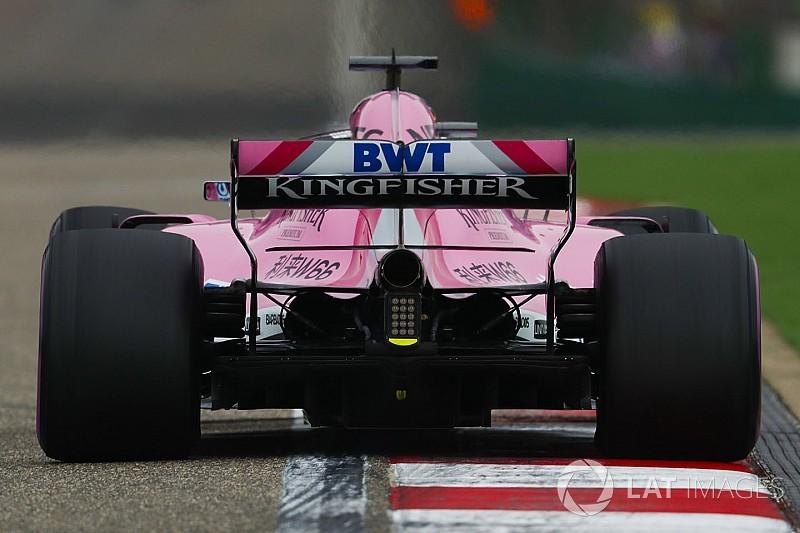 """""""Şanssız"""" Force India, Bakü'de güçlü olmayı umuyor"""