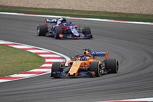 Formule 1 Actualités Alonso: Les résultats de Ferrari, Honda ou Renault m'importent peu