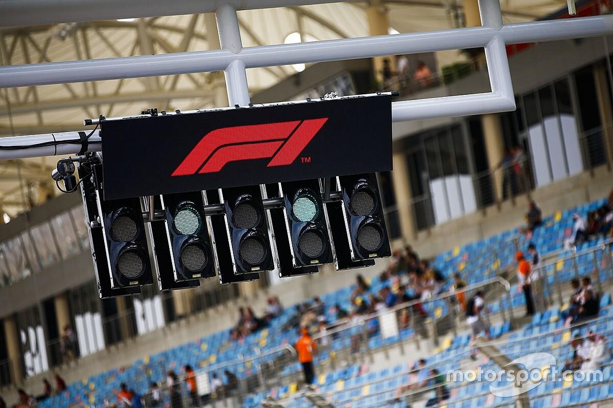 Новий логотип Ф1. Навіщо були зміни?