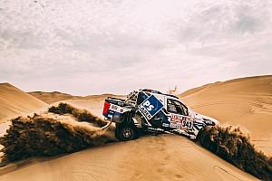 Galería: las mejores fotos de la tercera etapa del Dakar 2018