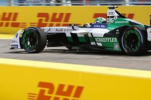 Формула E Отчет о гонке Ди Грасси впервые в сезоне выиграл гонку Формулы E