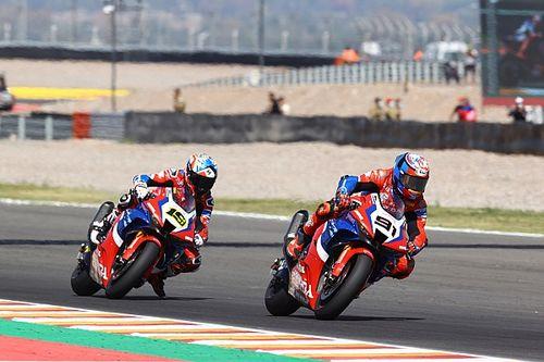 Honda announces Lecuona, Vierge for 2022 WSBK season
