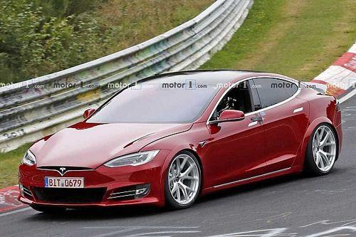 Tesla veut battre le record du tour de Laguna Seca!