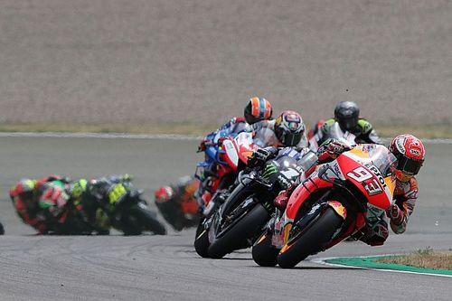 Sachsenring tot en met 2026 op MotoGP-kalender