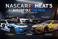 Tweede Content Pack NASCAR Heat 5 vanaf morgen beschikbaar
